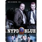 NYPD Blue: Season 01/ [DVD] [Import]