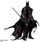 DC Comics VARIANT - DC Comics VARIANT PLAY ARTS改 バットマン? LIMITED COLOR VER. (限定生産)(PVC塗装済みアクションフィギュア)
