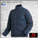 マムート エクセロンダウンジャケット MAMMUT XERON Down Jacket Men カラー:5118   (mmt_2017fw)(mmtsale)