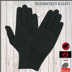 MAMMUT(マムート) Thermostretch Glove カラー:0001  (tp1005)