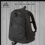 GREGORY(グレゴリー) DAY PCALL BLACK デイパック オールブラック