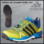 adidas(アディダス) TERREX SKYCHASER GORE-TEX スカイチェイサーゴアテックス  ユニティライムF16/コアブラック/ブライトイエロー