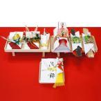 結納品の納セット 七品目 金封式の結納品 (yuinou703)