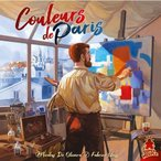 カラーズ オブ パリ Colors of Paris 和訳付輸入版 SuperMeeple Nicolas De Oliveira