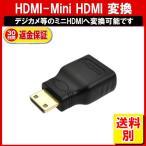 MINI ミニ HDMI 変換 アダプタ コネクタ DM-白小プ