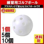 ゴルフ 練習 ボール プラスチック スポンジ ウレタン 室内 練習用 定形外超