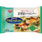 日清スパ王プレミアム 7種の具材が入った彩り野菜のぺペロンチーノ