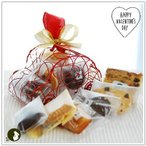 バレンタイン:クッキー・焼菓子詰合せ「グランカーズ 赤」 1501円