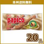 (本州一部送料無料) 江崎グリコ パピコ チョココーヒー 20入(冷凍)