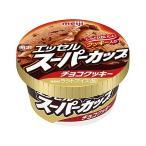 ショッピングアイスクリーム (本州送料無料)明治乳業 エッセルスーパーカップ チョコクッキー 24入