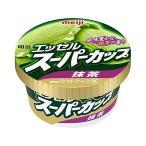 ショッピングアイスクリーム (本州送料無料)明治乳業 エッセルスーパーカップ 抹茶 24入