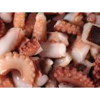 CMA4 中国産岩蛸ボイルカットタコ3/4gタイプ 1kg×10pc