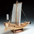 木製模型 1/72 菱垣廻船