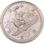 極稀少!なつかしい長野オリンピック記念貨幣【500円硬貨3種】