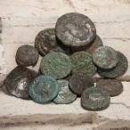 悠久の時を越えて甦る 古代ローマ銅貨10枚コレクション