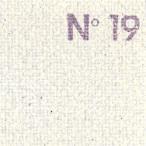 ショッピングキャンバス CLAESSENS 油彩専用 オイル キャンバス #19 麻・荒目 1.05×5m【メーカー直送・代引き不可】