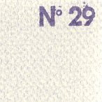 ショッピングキャンバス CLAESSENS 油彩専用 オイル キャンバス #29 麻・荒目 1.05×10m【メーカー直送・代引き不可】