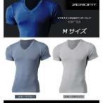ZEROFIT ゼロフィット ORO オーロ ショートスリーブ Vネックシャツ Mサイズ