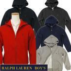 ラルフローレン パーカー スウェット POLO by Ralph Lauren Boy's定番 ベーシック フルジップパーカー 323547626、323507659