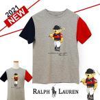 ポロラルフローレン ポロベア Tシャツ 半袖 メンズ レディース 2021年 春 新作  綿100% 熊 クマ ブランド おしゃれ POLO Ralph Lauren #323836726