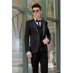 男性ステージ衣装 男性スーツ 舞台衣装 h162-t189