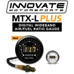 イノベート INNOVATE MTX-L PLUS ワイドバンド 空燃比計 AF計(A/F計) 3918 (3844の後継モデル)