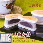 天狗力餅20個入り お歳暮 ギフト 手詰め最中のように 香ばしい煎餅 サクッもちっと やさしい甘さの銘菓