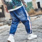 大きいサイズ メンズカーゴパンツ デニムパンツ メンズジーンズ ジーパン ヒップホップ ストリート系メンズ