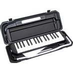 KYORITSU メロディーピアノ(ブラック) P3001-32K/BK ケース付 ..