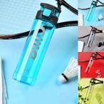 水筒 直飲み プラスチックボトル 水筒 軽い 便利 オシャレ スポーツ 運動GZAH-AL75の画像