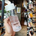 水筒 直飲み プラスチックボトル 水筒 軽い 便利 オシャレ スポーツ 運動GZAH-AL102の画像