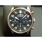 フォルティス 腕時計 フォルティス FORTIS Pilot Classic Chronograph パイロット・クラシック クロノグラフ Ref.904.21.41LP