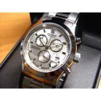スイスミリタリー SWISS MILITARY 腕時計 エレガントクロノ ML246 メンズ 40mm (文字盤カラー シルバー)