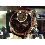 メモリジン MEMORIGIN 腕時計 トゥールビヨン Legend レジェンド シリーズ マニュファクチュール トゥールビヨン MO0523RGBKBRR 優美堂は分割払いもできます
