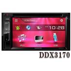 DDX3170 DVD/CD/USB/iPodレシーバー  MP3/WMA/AAC/WAV対応.ケンウッド