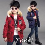 キッズコート  冬着ジャケット 男の子ダウンコート 子供中綿コート フード付き 子供コート アウター120-170cm