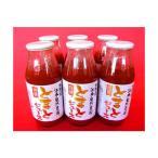 トマトジュース  無農薬(無塩・無添加)北海道江本自然農園 160ml×6本
