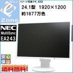 ����̵�� ����� 24.1�� ����� 1920��1200 NEC MultiSync LCD-EA243WM ��1677���� HDMI USB Ver2.0�б� ���ԡ���