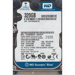 全国送料無料 パソコン ストレージ WD3200BEVE 00A0HT0DCM HHNTJHNB西部のデジタル 320 GB IDE の 2.5 インチのハード ドライブ