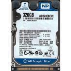 全国送料無料 パソコン ストレージ DANTJHNB 西デジタル WD3200BEVE 00A0HT0 DCM: 320 GB