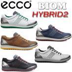 日本正規品 2015年 ECCO(エコー)BIOM GOLF HYBRID2 バイオム ハイブリット2 スパイクレス ゴルフシューズ 151514