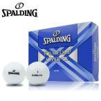 スポルディング SPALDING ツアーコンプ スーパーVX ゴルフボール 1ダース(12球入り) TOUR COMP SUPER VX 2ピースボール