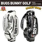 【即納】 ルーニーテューンズ LOONEY TUNES LTCM-001 BUGS BUNNY GOLF キャディバッグ【バッグスバニーゴルフ】【キャディバック】【LTCM001】