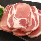 肉 豚肉 冷凍 豚ロース 厚切りカット 500g 精肉 特価 セール 冷凍 切り落とし 訳あり わけあり ワケあり