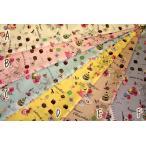 生地/YUWA/有輪商店/スイーツロンドコレクション シャーティングリファインド Sucreries de Paris/231228