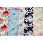 └╕├╧/YUWA/═н╬╪╛ж┼╣/е╚еъе╫еыемб╝е╝ Rose cotton/435519