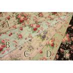 生地/YUWA/有輪商店/ミュルーズコレクション シャーティング Rose Edouard/812628UM