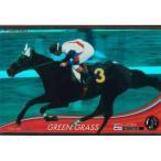オーナーズホース03 H036:グリーングラス(年度代表馬/Sレア) バンダイ ネットカードダス