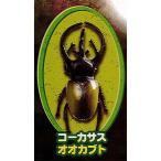 甲虫キング ムシランドフィギュア 4:コーカサスオオカブト エール ガチャポン ガチャガチャ ガシャポン