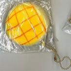 原宿スクイーズショップ 14:ふっくらメロンパン ミニチュア ビーム ガチャポン ガチャガチャ ガシャポン